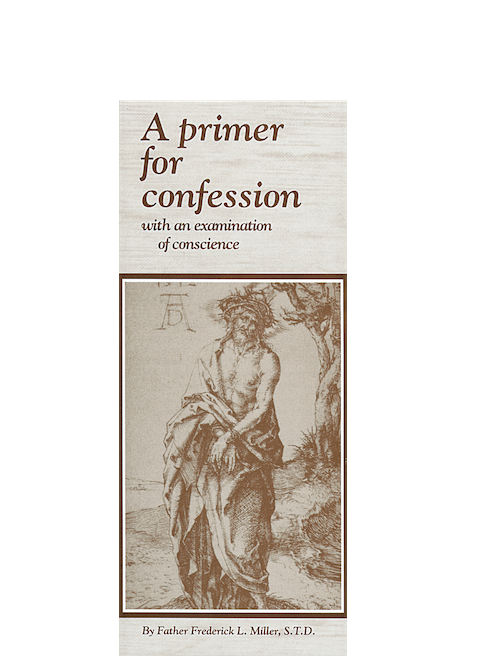 A Primer for Confession (Pamphlet)