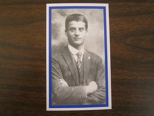 2116 Bl. Pier Giorgio Frassati Prayer Card