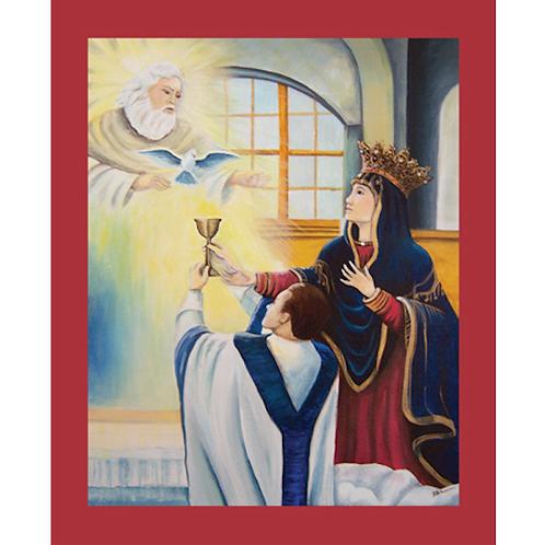 2155 Worthy Sons Prayer Card