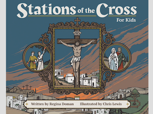 3473 Stations of the Cross for Kids