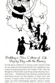 Building a New Culture of Life Day by Day with the Rosary (Pamphlet)