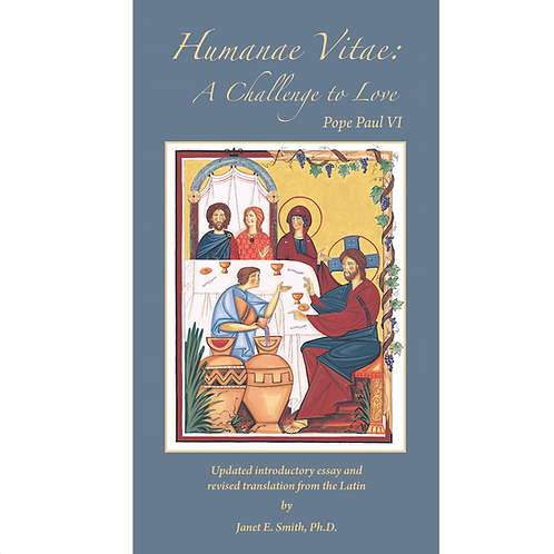 Humanae Vitae: A Challenge to Love (Booklet) B3005