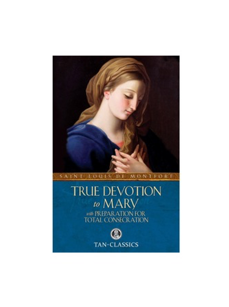 3295 True Devotion to Mary (Book)