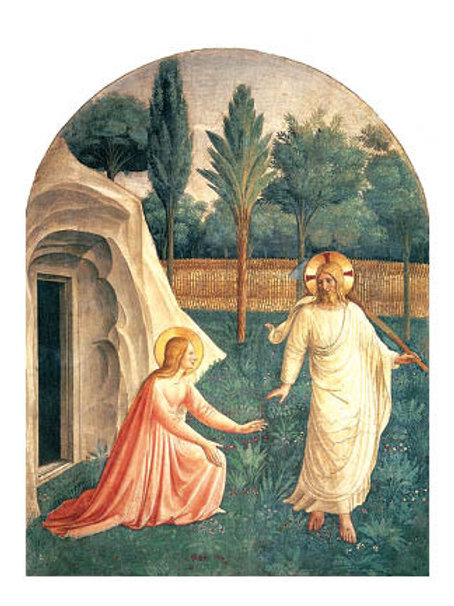 B2021 Fra Angelico Mary Magdalen Easter Card