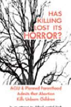 0334 Has Killing Lost its Horror? (Pamphlet)