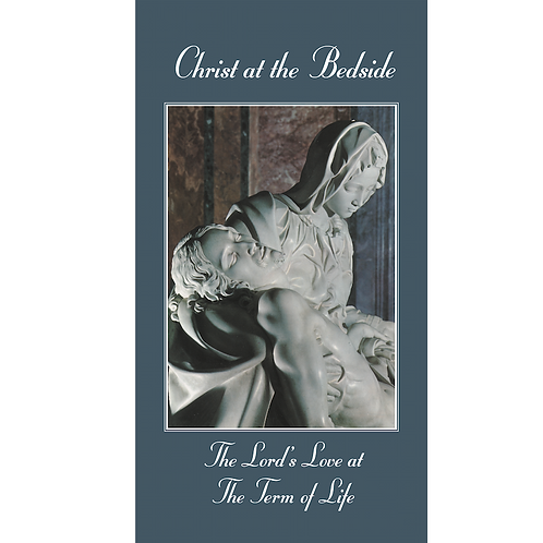 B0276 Christ at the Bedside (Booklet)
