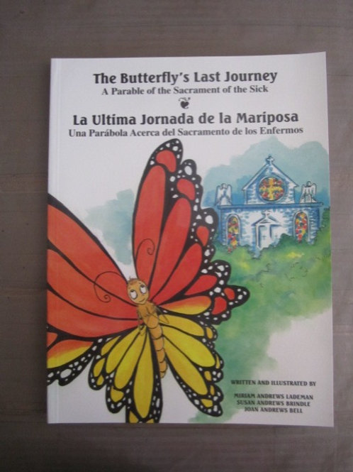 B3065 The Butterfly's Last Journey (book)