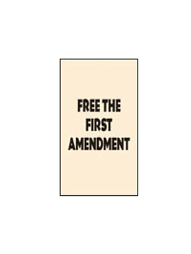 3449 Free the First Amendment