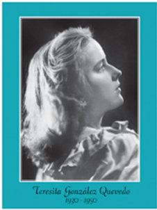 Ven. Teresita González Quevedo Prayer Card #2138
