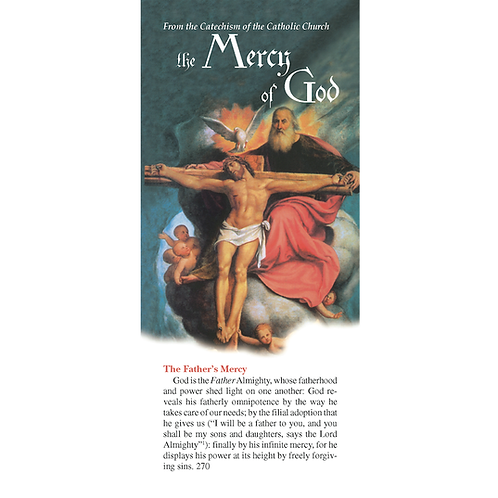 1237 The Mercy of God (pamphlet)