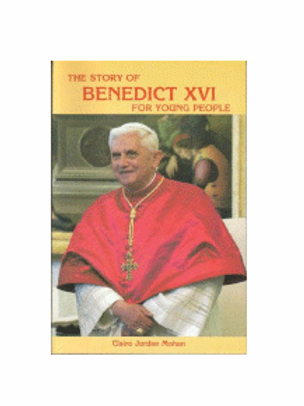B3230 The Story of Benedict XVI for Young People (Book)