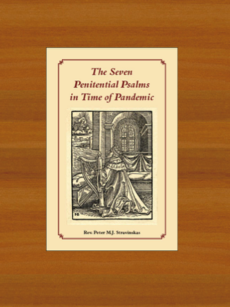 3475 The Seven Penitential Psalms in Time of Pandemic (booklet)