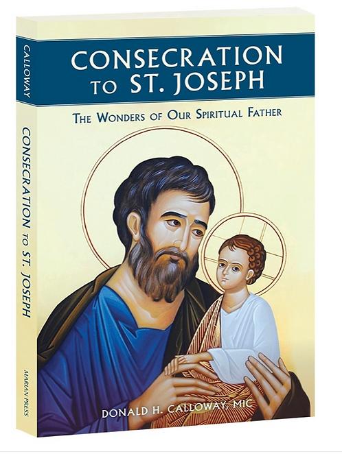 3465 Consecration to St. Joseph