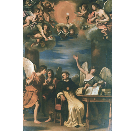 2112 St. Thomas Aquinas Prayer Card