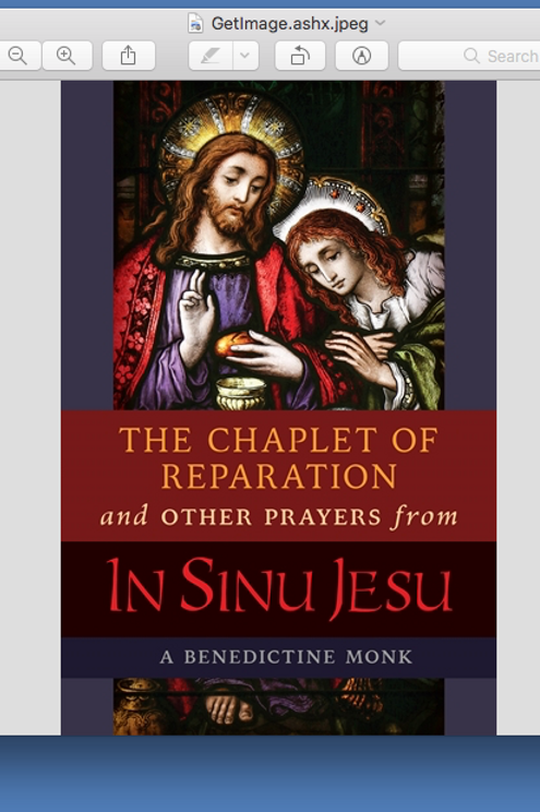 3463 The Chaplet of Reparation