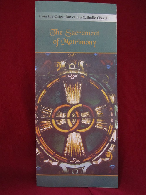 Matrimony (pamphlet)