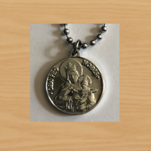 0509 Angelic Warfare Confraternity Medal