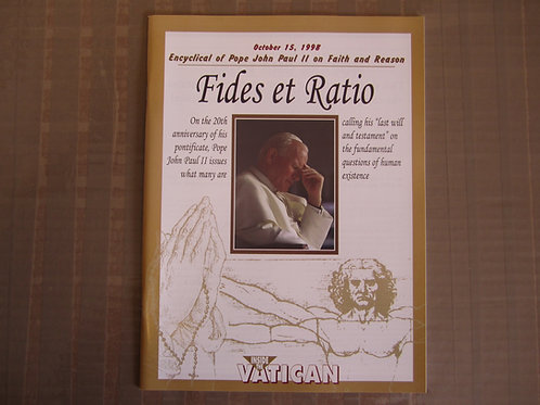 Fides et Ratio #3036