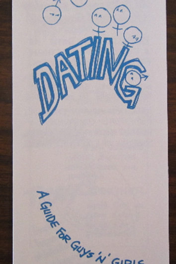 0408 Dating: A Guide for Guys 'n' Girls (Pamphlet)