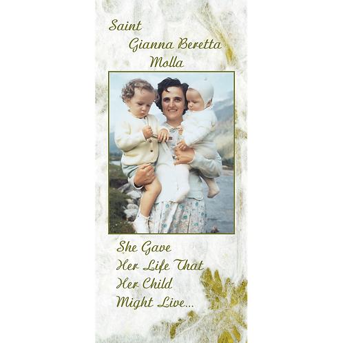 0369 St. Gianna Beretta Molla: She Gave Her Life