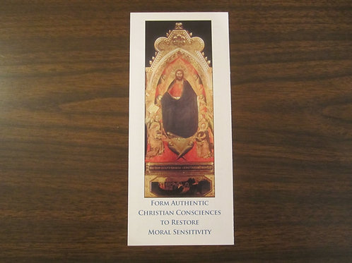 1005 Form Authentic Christian Consciences (pamphlet)