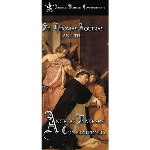 St. Thomas Aquinas and the AWC (pamphlet)