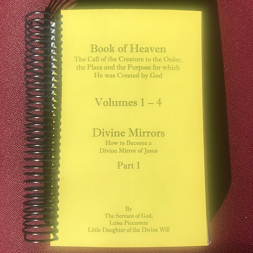 Book of Heaven Vols 1-4