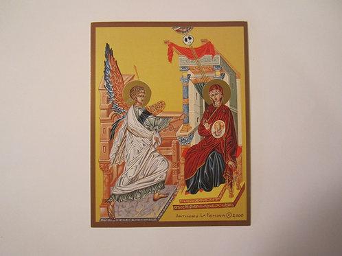 0513 Gospel of Life Prayer Card