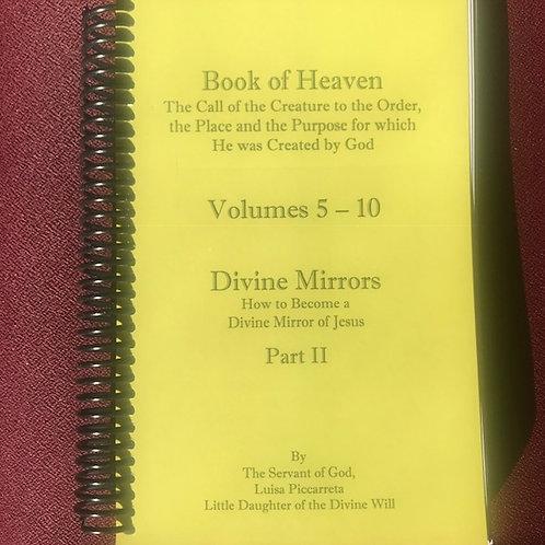 Book of Heaven Vols 5-10