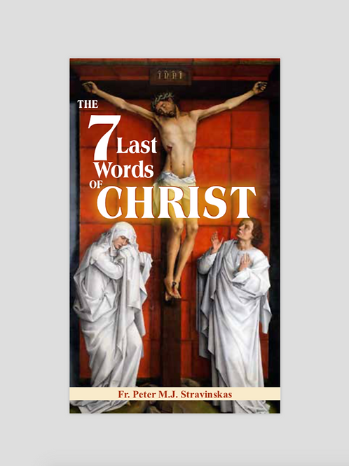 #3452 The Seven Last Words of Christ