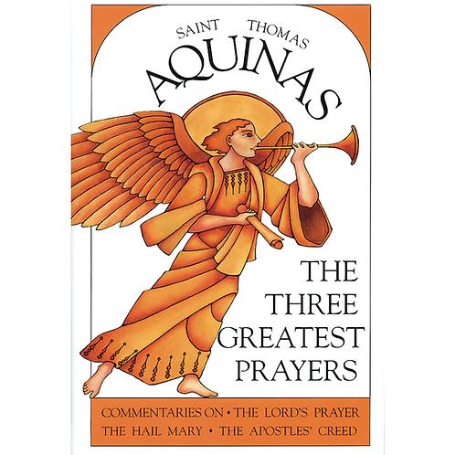 #3282 The Three Greatest Prayers (HC book)