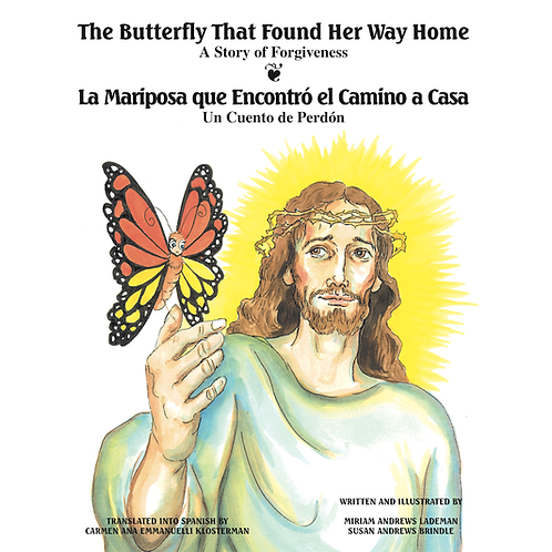 B3051 The Butterfly That Found Her Way Home (book)