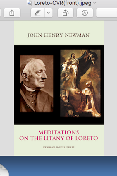 3462 Meditations on the Litany of Loreto