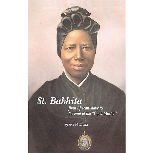 St. Bakhita (Booklet) #B3020
