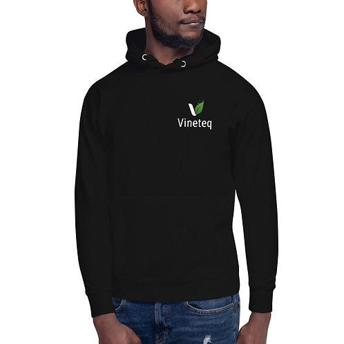 Vineteq White Logo Hoodie (Choose Color)