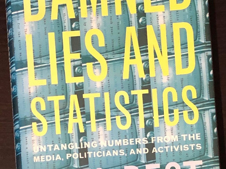 Book Review: Damned Lies and Statistics - What Customer Experience Pros Can Learn from Data Skeptics
