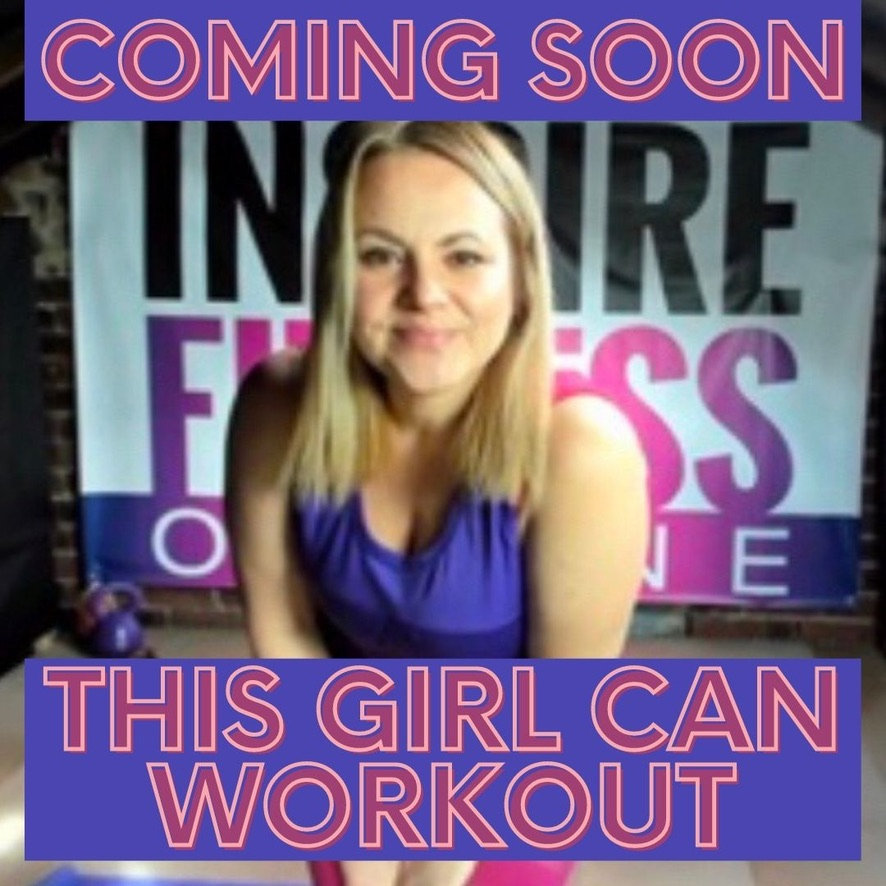 THIS GIRL CAN WORKOUT