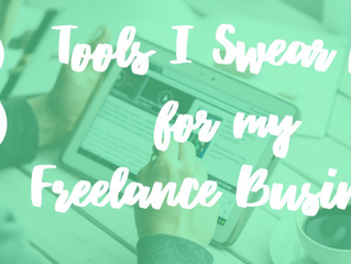 8 Tools I Swear By for My Freelance Business