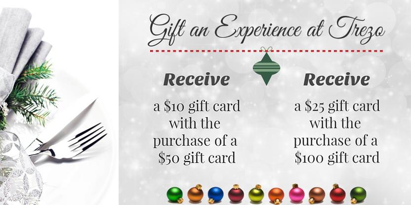 Gift Card | Trezo Mare | Kansas City