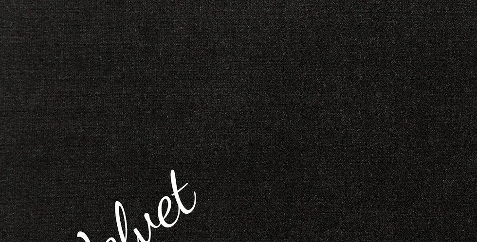 Grade D: Nate Berkus Velvet Black