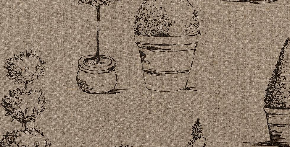 Grade C: Topiary Linen
