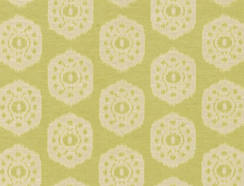 Grade E: Circle Ikat Apple