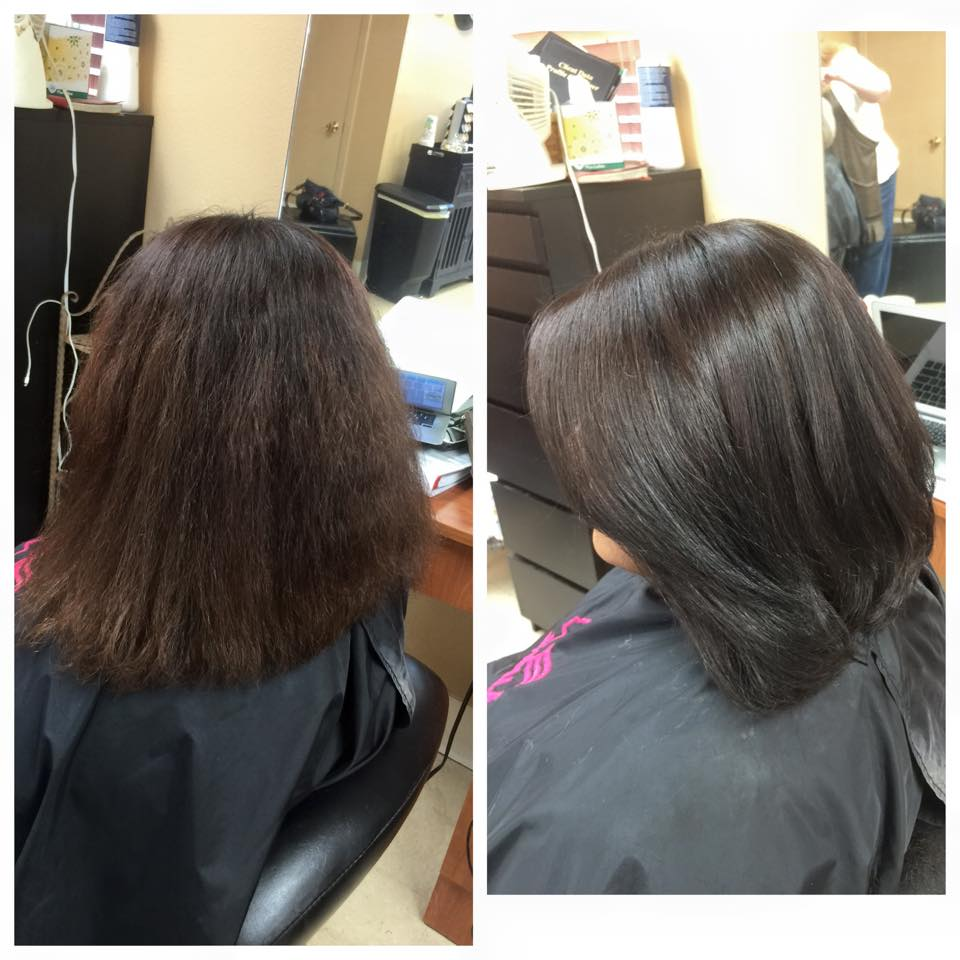 cut and blowout