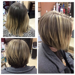 highlight touch up and cut