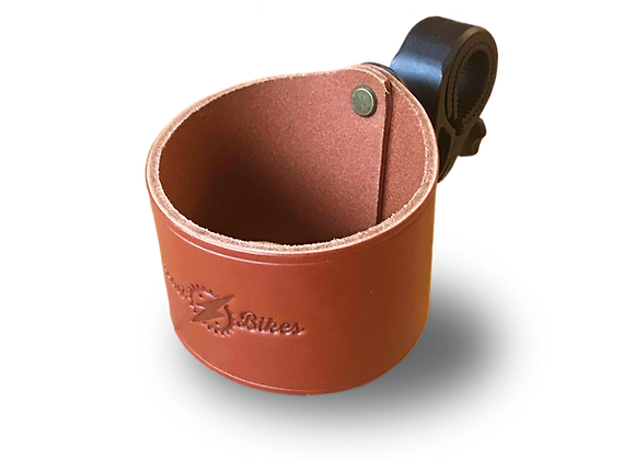 Boostbikes Leather Cup Holder