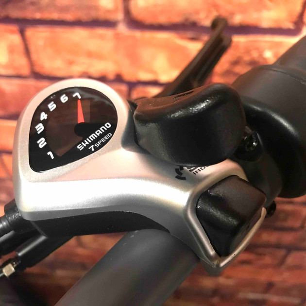 Shimano 7 speed quickshift gears