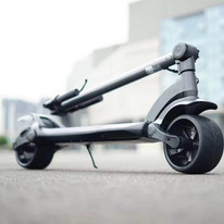 Mercane folding Wide Wheel Scooter