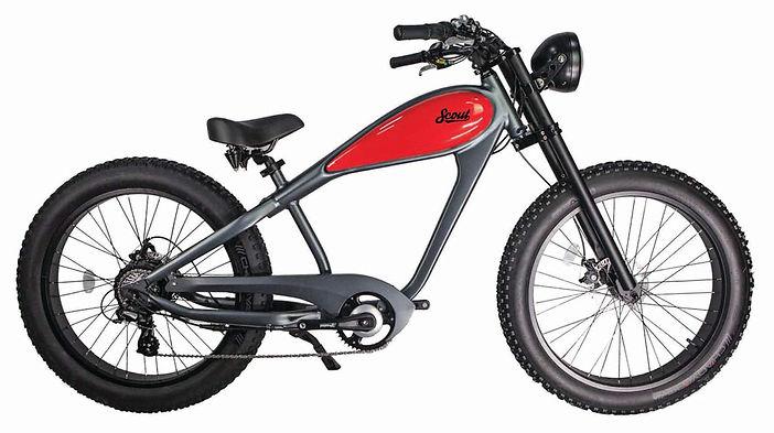 Cruiser Electric Bike Scout 350