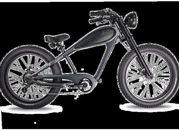 Scout 500 Grey / Black