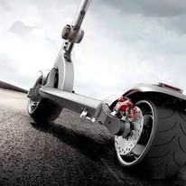 Mercane 2019 Wide Wheel Scooter